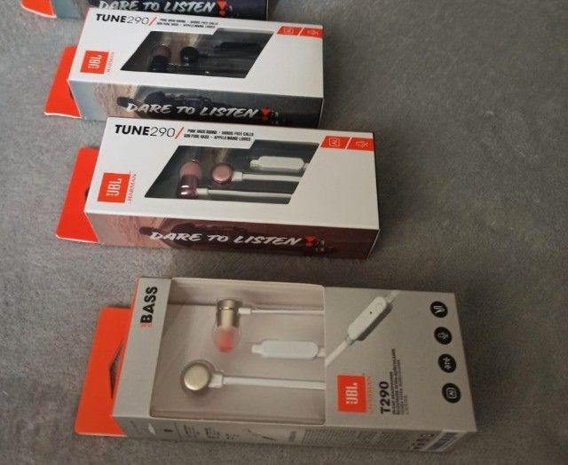 """Fones JBL T290 (Originais)- R$ 90,00 **""""Aproveitem!!!*"""" - Foto 6"""