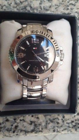 Relógio Tommy Hilfiger - Masculino Original Aço Inoxidavel - Foto 4