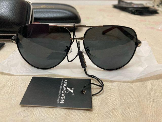 Óculos de Sol Polarizado KingSeven Original