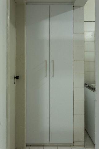 Flat 305 tipo studio, hospeda 03 pessoas, sendo uma cama de casal mais 01 cama de solteiro - Foto 6