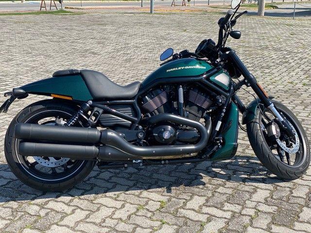 Harley Davidson Night Rod 2015. RARIDADE. - Foto 4
