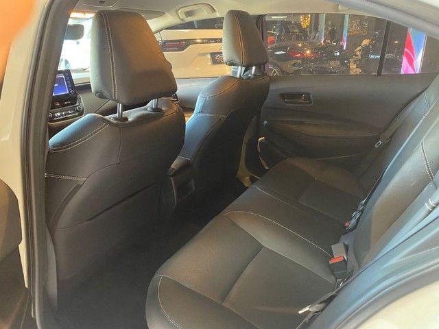 Toyota Corolla Altis 1.8 Hybrid 2020,Configuração Linda,Impecável  - Foto 14