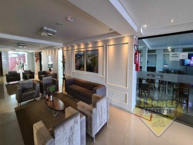 Cabo Branco, Mobiliado, 1 quarto, 36m², R$ 2300, Aluguel, Apartamento, João Pessoa - Foto 9