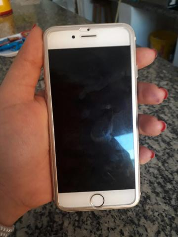 IPhone 6s dourado 16g Seminovo