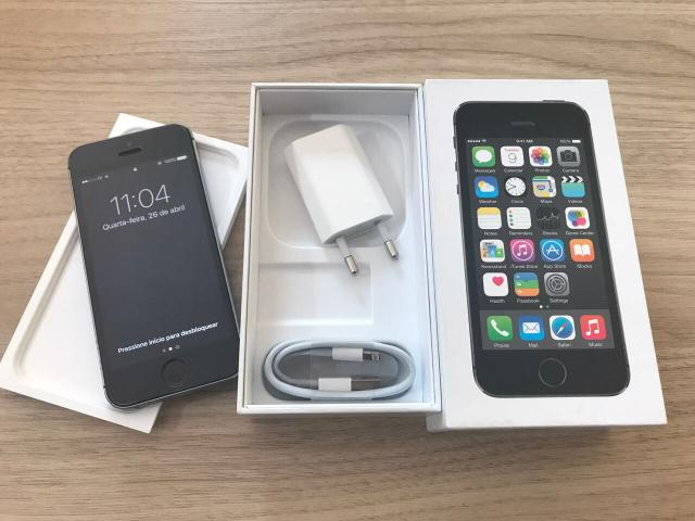 IPhone 5S 32GB - Space Gray
