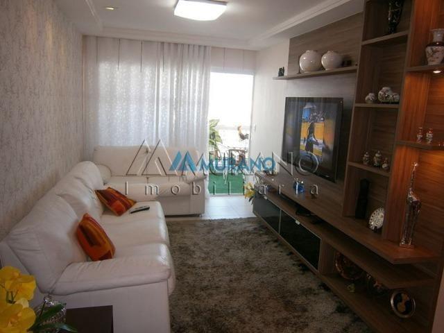 Murano Vende Cobertura Duplex de 4 quartos no Parque das Castanheiras - Vila Velha/ES - Foto 3