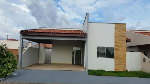 Casa pronta para financiar no condomino jardim europa(3 quartos 2 suites 1 closet)