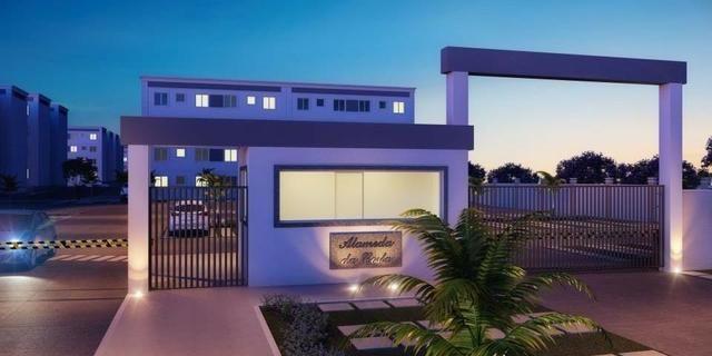 Apartamento mais Barato na Planta - Na Barra dos Coqueiros - MRV Alamedas da Costa -