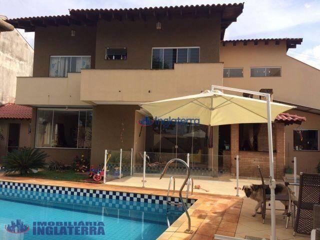 Casa à venda, 374 m² por R$ 760.000,00 - Igapó - Londrina/PR - Foto 2