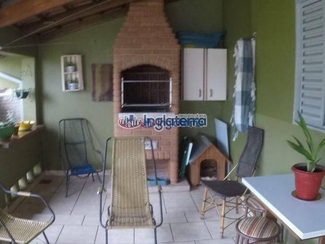 Casa à venda, 124 m² por R$ 315.000,00 - Jardim Piza - Londrina/PR - Foto 17