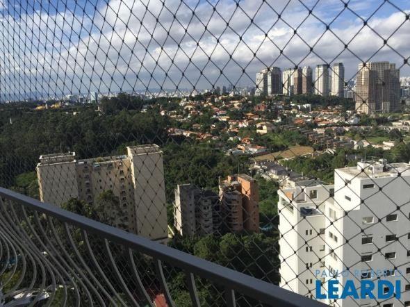 Apartamento à venda com 4 dormitórios em Real parque, São paulo cod:538444 - Foto 3