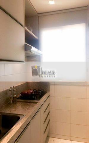 Apartamento Innovare Sacada Com Churrasqueira 02 Vagas De Garagens - Foto 3