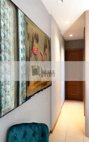 Apartamento Innovare Sacada Com Churrasqueira 02 Vagas De Garagens - Foto 10