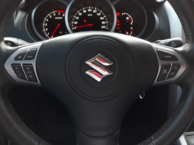 Suzuki Grand Vitara 2015 Sport 4x2 At 2.0 Único Dono Multimídia Caska Bt - Foto 14