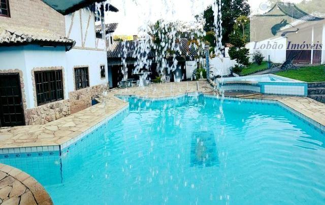 Venda e Locação - Casa com piscina, sauna e churrasqueira no Centro de Penedo - Foto 3