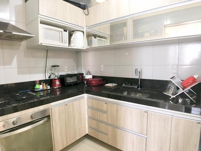 Casa duplex em condomínio fechado com 3 quartos, sendo 1 suíte - CA0873 - Foto 9