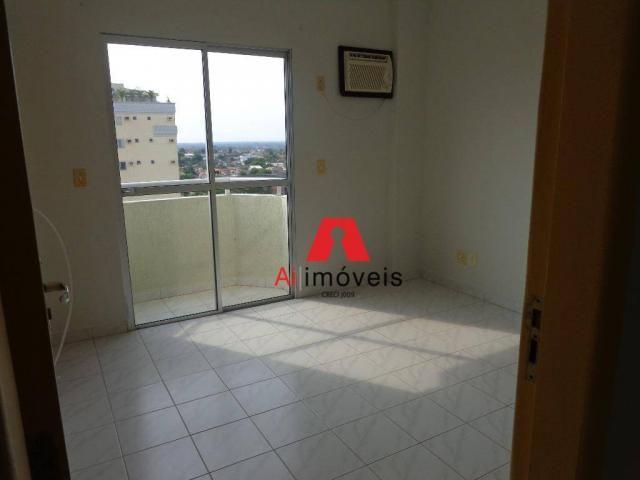 Apartamento com 3 dormitórios para alugar, 82 m² por r$ 1.850,00/mês - 7º bec - rio branco - Foto 13