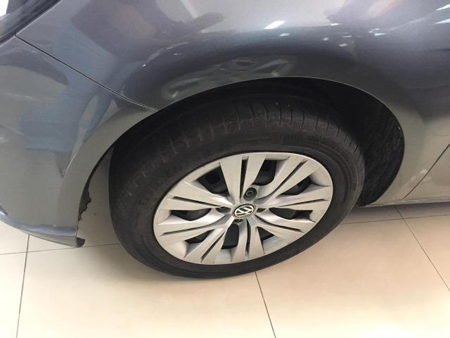 Vw-Volkswagen Voyagem 1.6 Mec Flex 2018/2019   - Foto 7