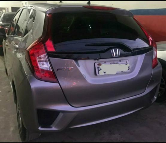 Honda Fit EX 1.5 // Automático - CVT // Bco. de couro ! - Foto 3