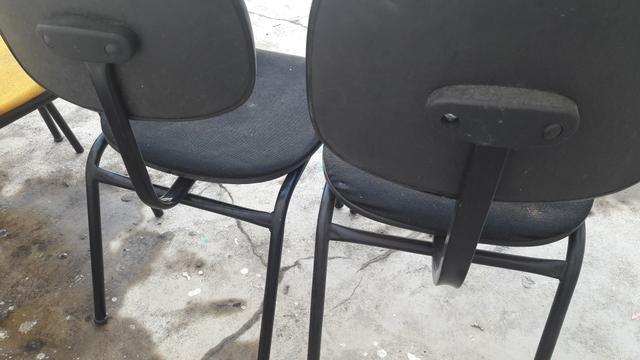 4 cadeiras ( para utilizar somente estrutura ) - Foto 4