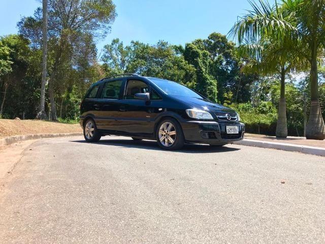 GM-Chevrolet Zafira Elite Blindada!!!!