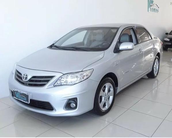 Toyota Corolla Xei 2.0 16V Flex Aut. Borboleta