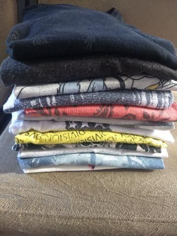 Lote de camisetas - Foto 3
