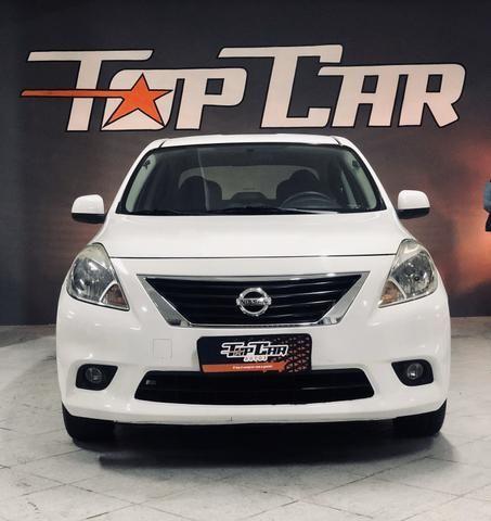 Nissan Versa SL 1.6 - 2013