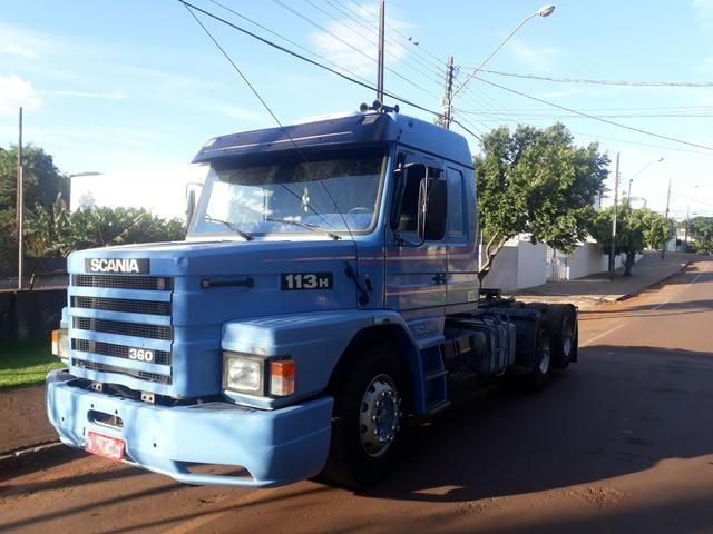 Scania 113 topline - Foto 2