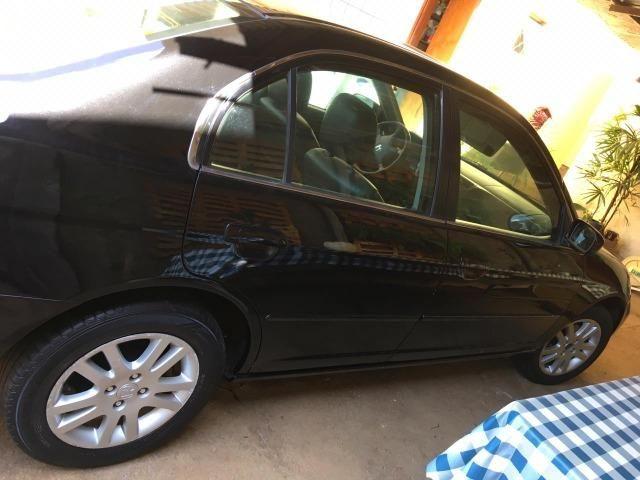Honda Civic 2005 Automatico Completo - Foto 4