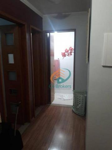 Apartamento 2 dormis 64 metros com planejados Macedo - Foto 2