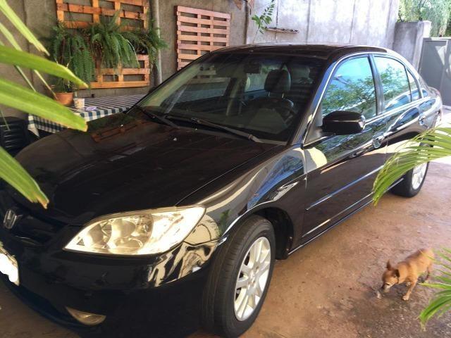 Honda Civic 2005 Automatico Completo - Foto 8