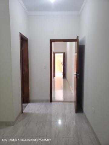 Casa para venda em presidente prudente, itacare, 3 dormitórios, 1 suíte, 1 banheiro, 4 vag - Foto 11