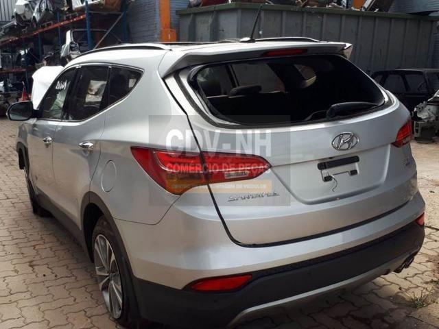 Sucata Hyundai Santa Fé 2014/15 3.3 270cv Gasolina V6
