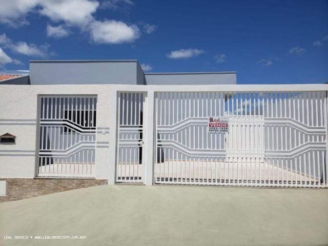 Casa para venda em presidente prudente, itacare, 3 dormitórios, 1 suíte, 1 banheiro, 4 vag - Foto 9