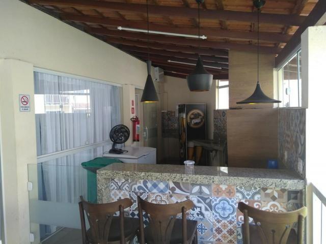 Apartamento à venda com 2 dormitórios em Praia da baleia, Serra cod:3159 - Foto 9
