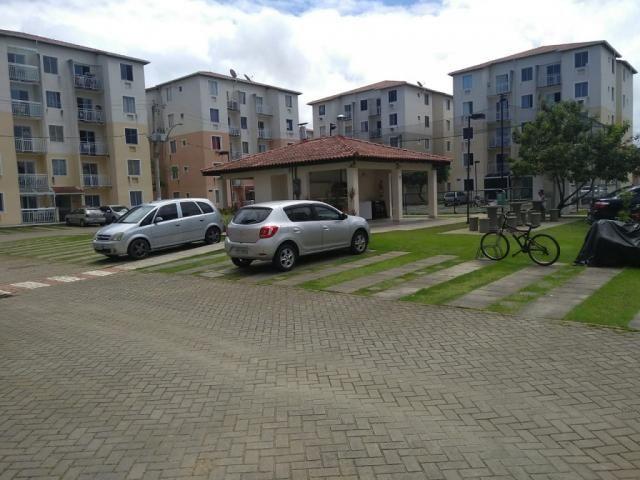 Apartamento à venda com 2 dormitórios em Praia da baleia, Serra cod:3159 - Foto 12