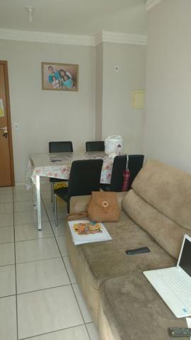 Apartamento à venda com 2 dormitórios em Morada de laranjeiras, Serra cod:2398