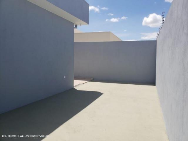 Casa para venda em presidente prudente, itacare, 3 dormitórios, 1 suíte, 1 banheiro, 4 vag - Foto 5