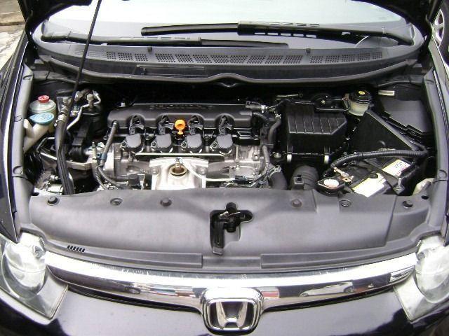 Honda Civic LXS 1.8 16V (Aut) (Flex) 2007/2008 - Foto 6