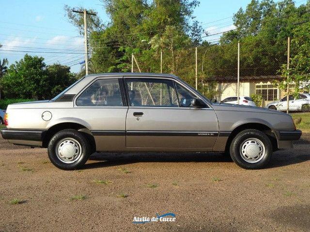Monza SL 1990 1.8 Marrom Alabama - Rara originalidade e integridade. Vale a pena ver! - Foto 9