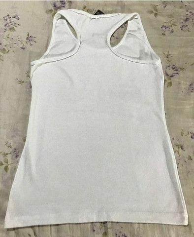 Camiseta de malha feminina com estampa Rio de Janeiro  - Foto 2