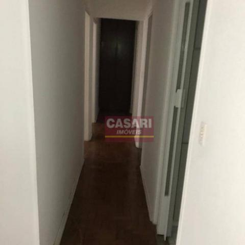 Apartamento com 3 dormitórios, 110 m² - venda ou aluguel - Santa Paula - São Caetano do Su - Foto 10