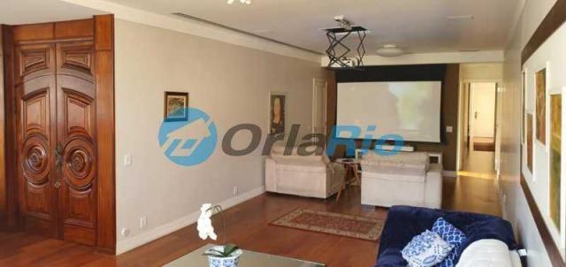 Apartamento à venda com 4 dormitórios em Ipanema, Rio de janeiro cod:VECO40045 - Foto 6