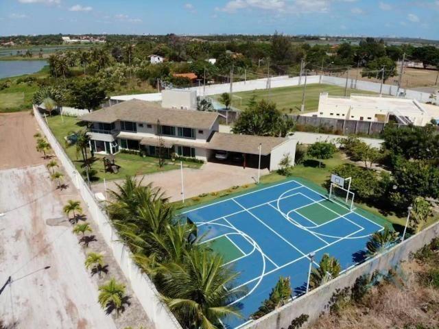 Casa à venda, 550 m² por R$ 2.497.000,00 - Precabura - Eusébio/CE - Foto 2