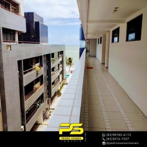 Apartamento com 3 dormitórios à venda, 90 m² por R$ 399.000,00 - Bessa - João Pessoa/PB - Foto 5
