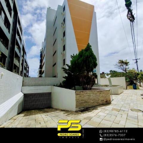 Apartamento com 3 dormitórios à venda, 90 m² por R$ 399.000,00 - Bessa - João Pessoa/PB