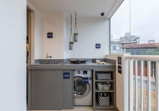Apartamento em Vila Rosália, com 2 quartos e área útil de 48 m² - Foto 9