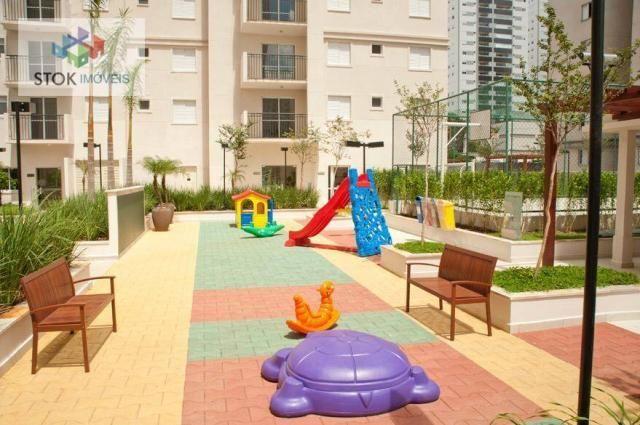 Apartamento com 3 dormitórios à venda, 67 m² por R$ 388.500 - Vila Augusta - Guarulhos/SP - Foto 6