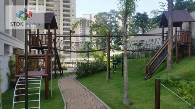 Apartamento com 2 dormitórios à venda, 80 m² por R$ 560.000 - Jardim Flor da Montanha - Gu - Foto 20